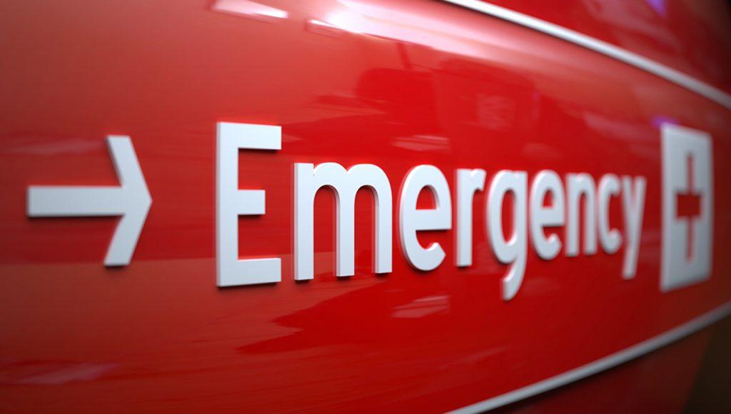 When an emergency is an emergency