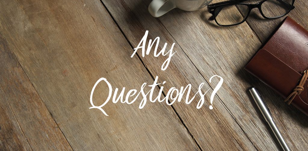 Build your business with one simple question