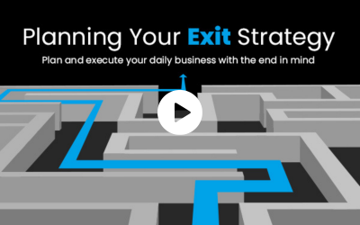 Planning Your Exit Strategy